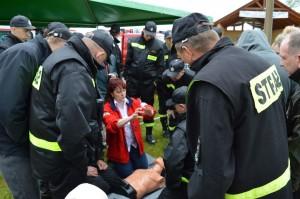 Festyn połączony z Białą Niedzielą - Żarnowo Drugie, 17 maja 2015