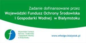 Wojewodzki Fundusz Ochrony Środowiska iGospodarki Wodnej