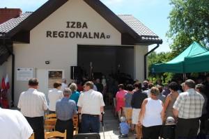 Otwarcie Izby Regionalnej w Rutkach - 12 czerwca 2014