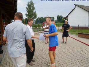 V Turniej Piłki Siatkowej o Puchar Wójta Gminy Augustów - Żarnowo Drugie, 09 sierpnia 2015